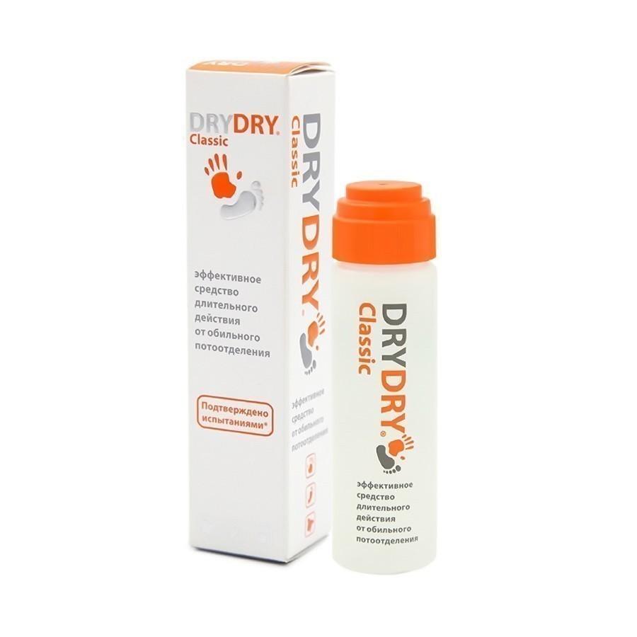 Дезодорант Dry Dry - средство от пота DryDry