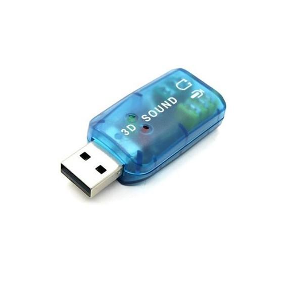 USB звуковая карта 3D SoundОстальные гаджеты<br>Если на Вашем любимом устройстве больше не доступно прослушивание музыки, то вовсе не обязательно его разбирать или нести в ремонт за сумасшедшие деньги. USB звуковая карта 3D Sound вернет Вам прекрасное звучание за доступную стоимость. А главное - никаких проблем! Нужно просто вставить карту в специальный разъем!<br>