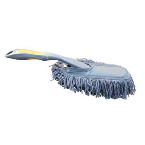 Щетка для удаления пыли с автомобиляЩетки, губки, салфетки<br>Уборка в автомобиле является одним из самых нелюбимых занятий для многих людей. Если вы хотите, чтобы салон сверкал чистотой, а вы не тратили на процесс уйму времени, то просто обязаны познакомиться лично с щеткой для удаления пыли с автомобиля.<br>