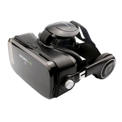 Очки виртуальной реальности BoboVR Z4 BlackОчки BoboVR<br>3D фильмы и игры, видео с возможностью развернуться на 360 градусов, путешествия в самые неизведанные уголки планеты – все это доступно вам только благодаря очкам виртуальной реальности BoboVR Z4 Black. Спешите купить удивительное изобретение по смешной цене в интернет магазине Мелеон!<br>