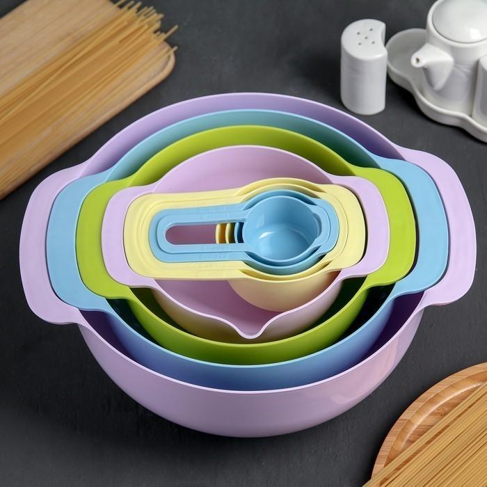 Набор для кухни, 8 предметов