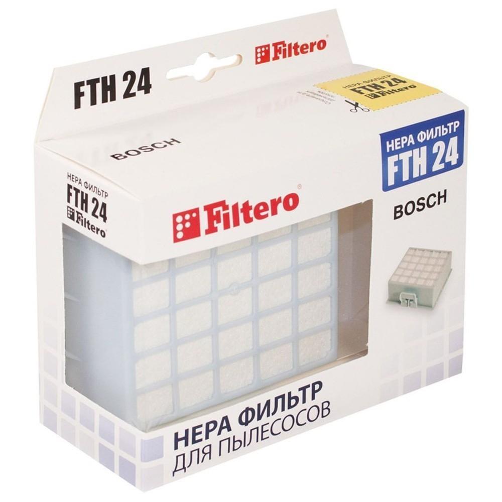 Hepa фильтр (FTH 24) для пылесосов Bosch, Siemens (BGL, BGS)