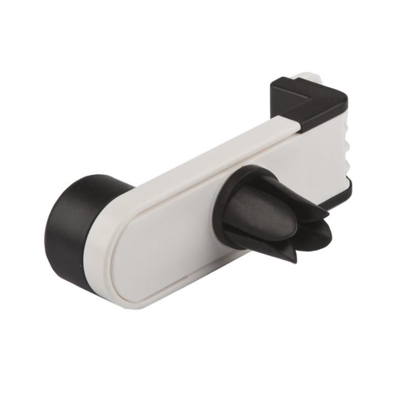 Держатель в автомобиль для телефона на воздуховод «LP» 26HD67 (белый)