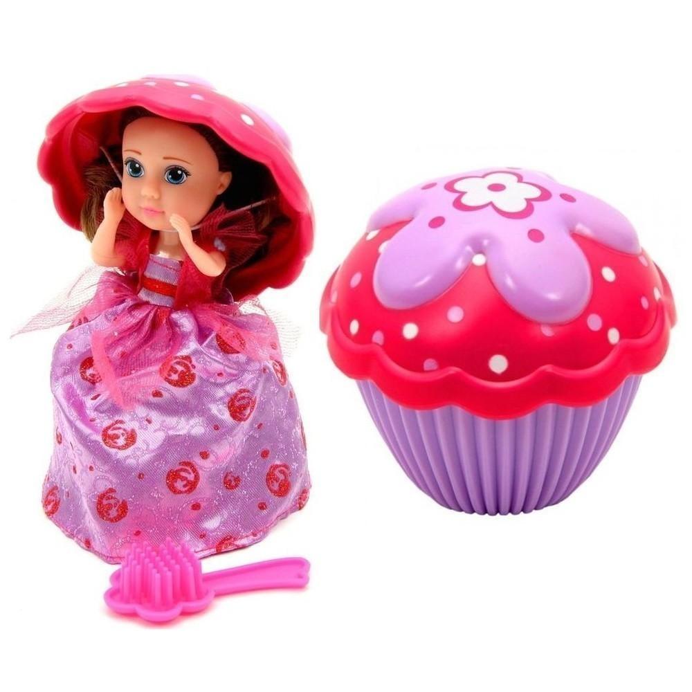 Купить Набор игрушек Кукла-кекс - Cupcake Surprise (6 шт.), Игрушки для девочек