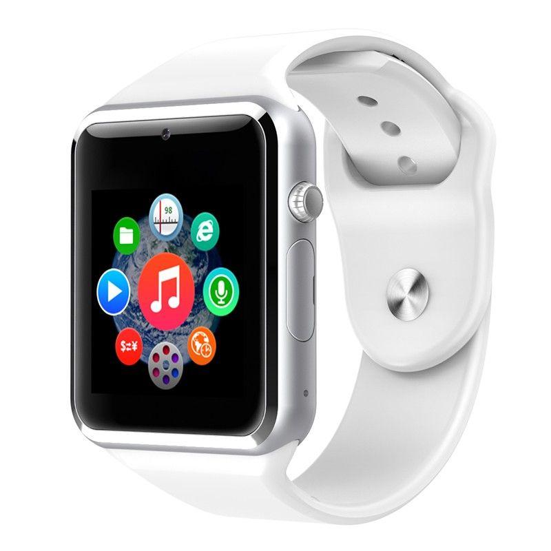 Умные часы Smart Watch W8, белыеУмные Smart часы<br>Думаете, что часы могут только время показывать? Вы просто не знакомы с революционной моделью умных часов Smart Watch W8. Это – стильный аксессуар, который поразит разнообразием функций самого привередливого ценителя инновационных технологий!<br>