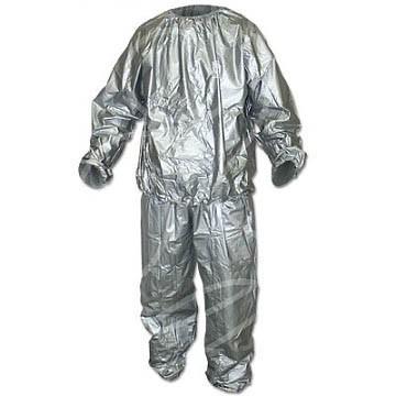 Костюм-сауна для снижения веса Exercise Suit, размер XXXXL