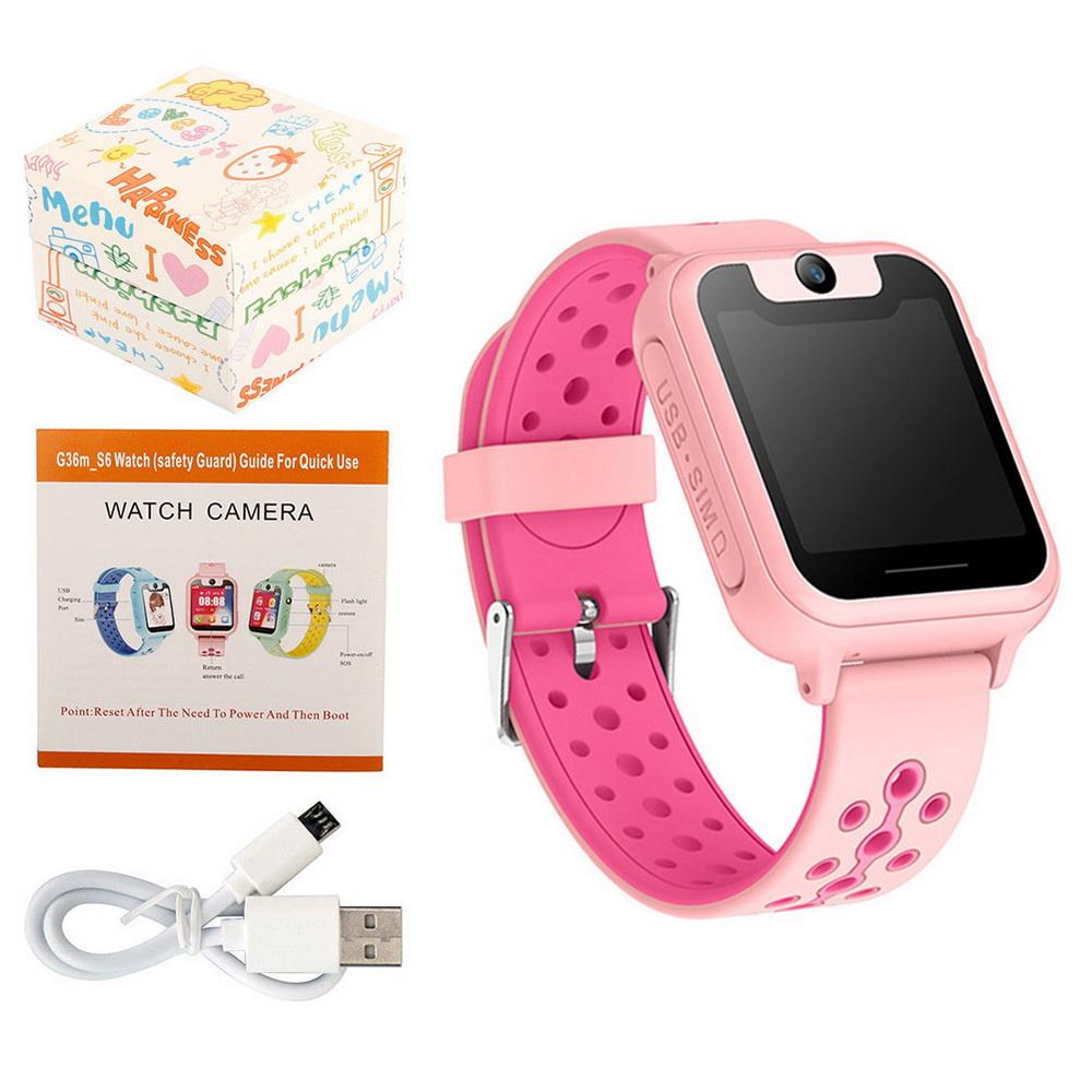Детские gps часы smart