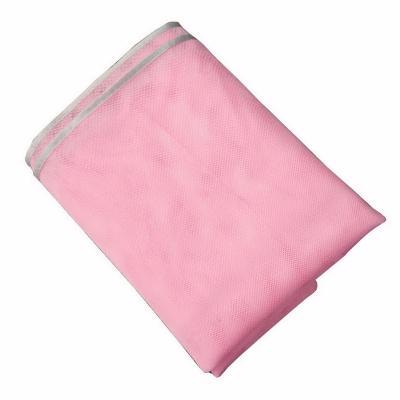 Пляжная подстилка анти-песок Sand Free Mat (200x150), розовый
