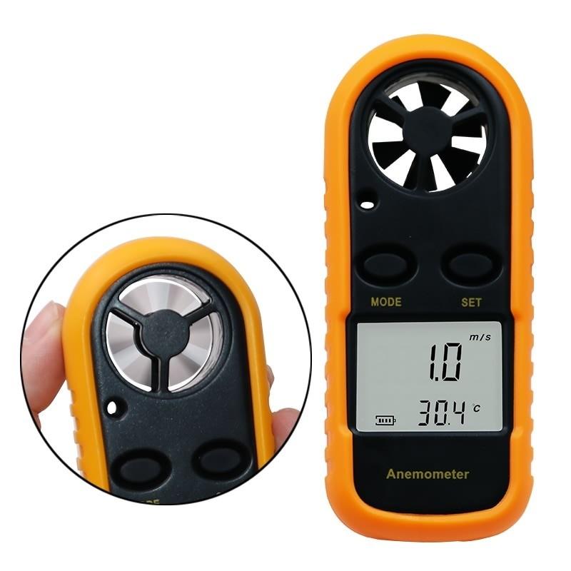 Анемометр RZ-816 (измеритель скорости ветра)