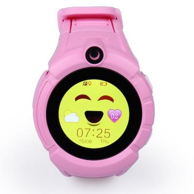 Умные детские часы Smart Baby Watch Q610, розовый от MELEON