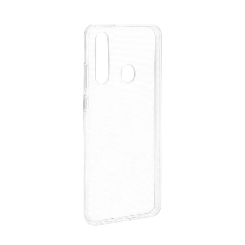 Силиконовый чехол «LP» для Huawei Y6p TPU (прозрачный) коробка  - купить со скидкой