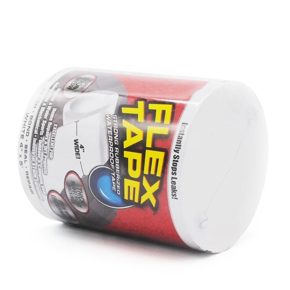 Купить со скидкой Сверхсильная клейкая лента Flex Tape (10*152 см), в ассортименте, Белый