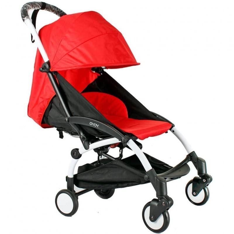 Детская коляска Yoya 175 - RedТовары для новорожденных<br>Если вы думаете, что коляска – это громоздкое, неудобное и очень тяжелое приспособление, которое попросту не может обеспечить радость во время прогулок, то вы просто не знакомы с детской коляской Yoya 175. Инновационная конструкция имеет множество достоинств, о которых раньше вы могли только мечтать!<br>