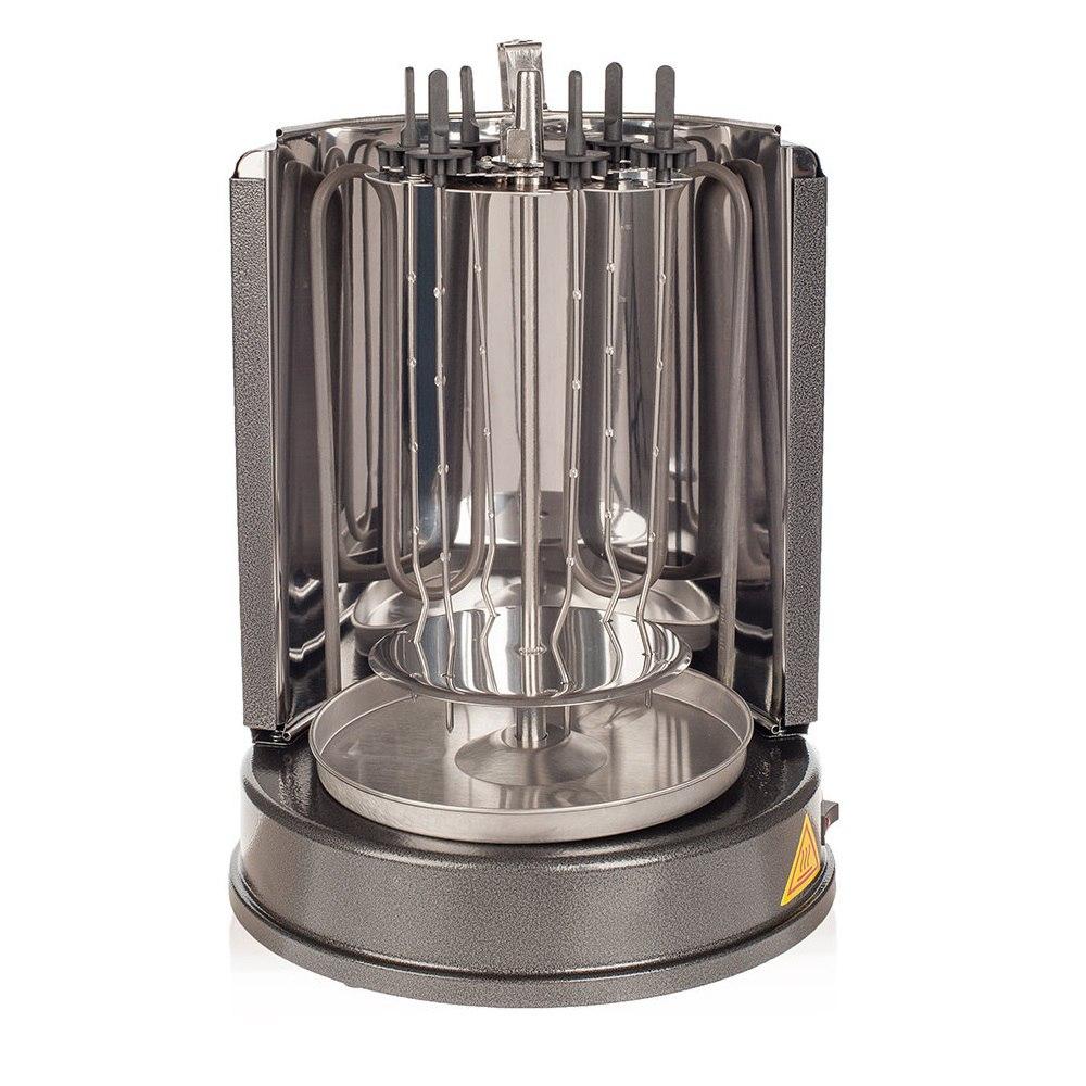 Электрошашлычница Kitfort КТ-1404Другая техника для кухни<br>Электрическая шашлычница Kitfort позволяет приготовить прекрасный шашлык в домашних условиях и без лишних усилий<br>