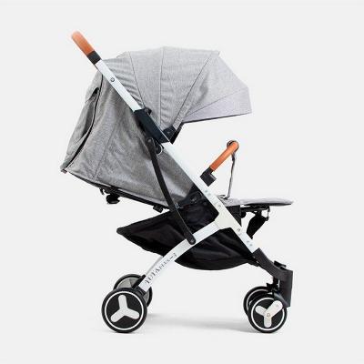 Детская коляска YoYa Plus 3, серый