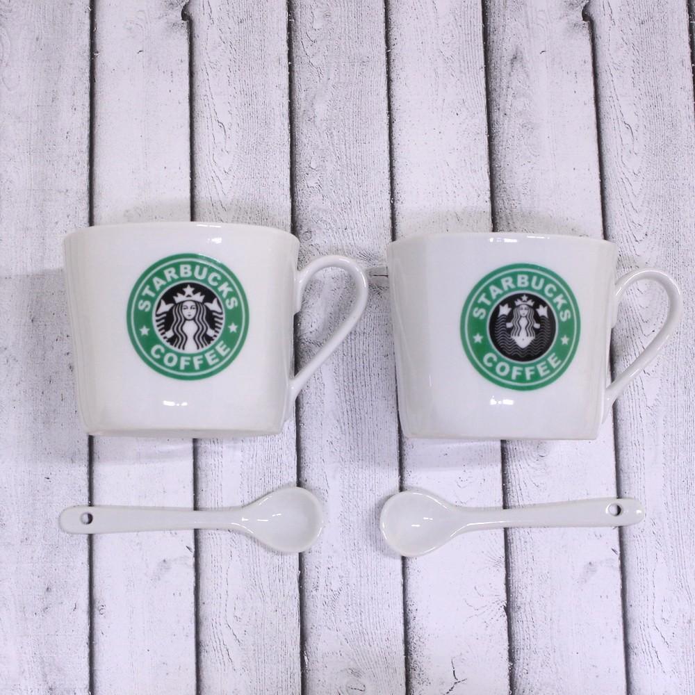 Набор кружек - Starbucks фото