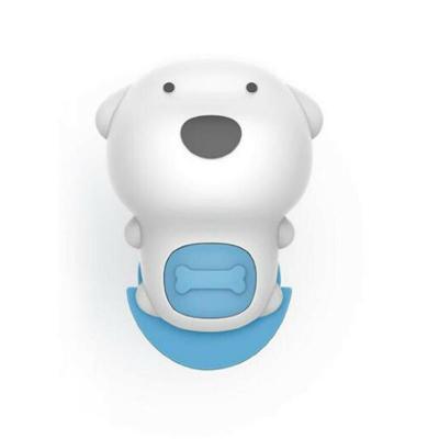 Детский ограничитель для двери Beideli Cute Dog Door File, голубой фото