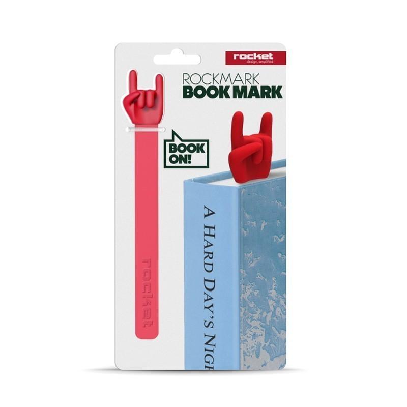 Закладка для книг — жест Коза