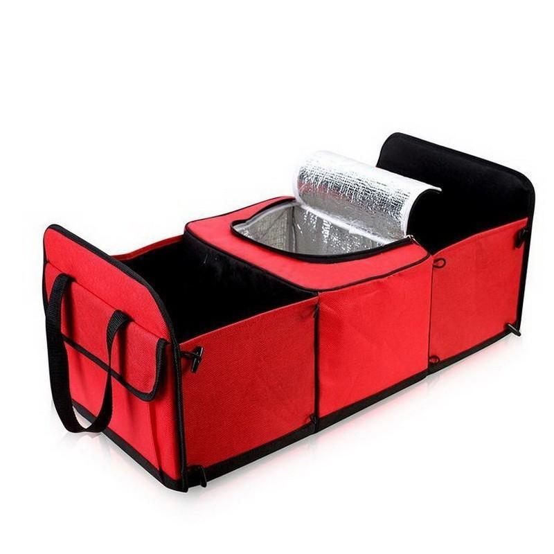Органайзер - холодильник в багажник автомобиля Trunk Organaizer and Cooler