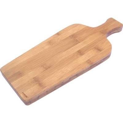 Доска разделочная бамбук 37х16х2см Bekker BK-9719Доски разделочные<br>Доска разделочная из бамбука с ручкой Bekker BK-9719. Длина 37 см, ширина 16 см, толщина 2 см.<br>