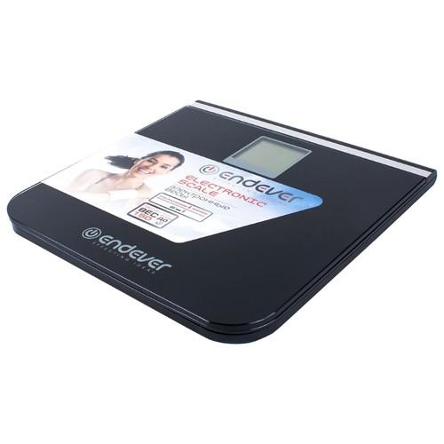 Весы ENDEVER Skyline FS-540Весы - мерило достижений<br>Ультрасовременные электронные весы Endever FS-540 напольного типа – это выгодное приобретение для тех клиентов нашего магазина, которые следят за своим весом и здоровьем. Представленный аппарат выполнен в универсальном черном цвете.<br>