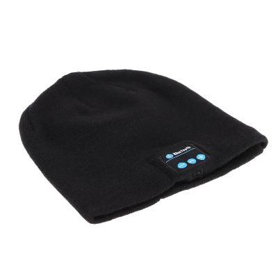 Bluetooth шапка, черная от MELEON