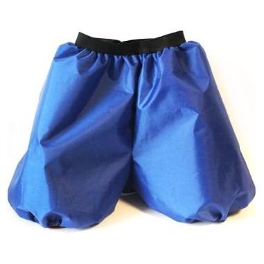 Санки-шорты 2 в 1 синие