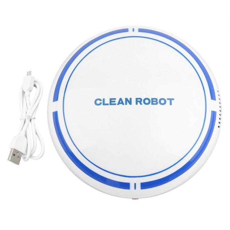 Робот пылесос Cleen (Sweep) Robot, белый