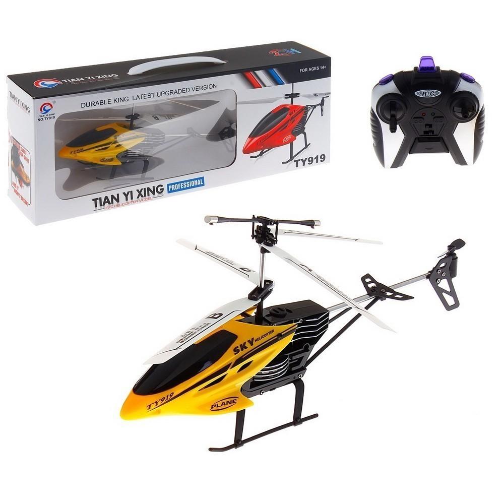 Вертолёт радиоуправляемый - Пилотаж, цвет микс, Электронные игрушки  - купить со скидкой