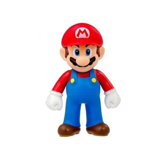 Фигурка Марио из Super Mario BrosОстальные игрушки<br>Обожаете игры Super Mario? Собираете коллекцию героев из мультика? Предлагаем купить сет фигурок Марио из Super Mario Bros! Эти забавные дяденьки украсят любой уголок вашей комнаты и надолго увлекут малышей!<br>
