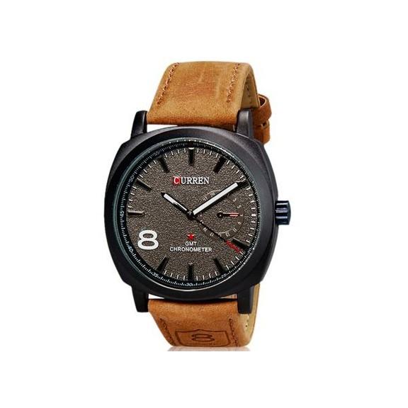 Кварцевые часы CURREN 8139Механические часы<br>Кварцевые часы CURREN 8139 – это городской шик для деловых мужчин. Натуральные материалы и великолепное исполнение дополняют любой образ, наделяя обладателя обаянием и безукоризненным вкусом.<br>