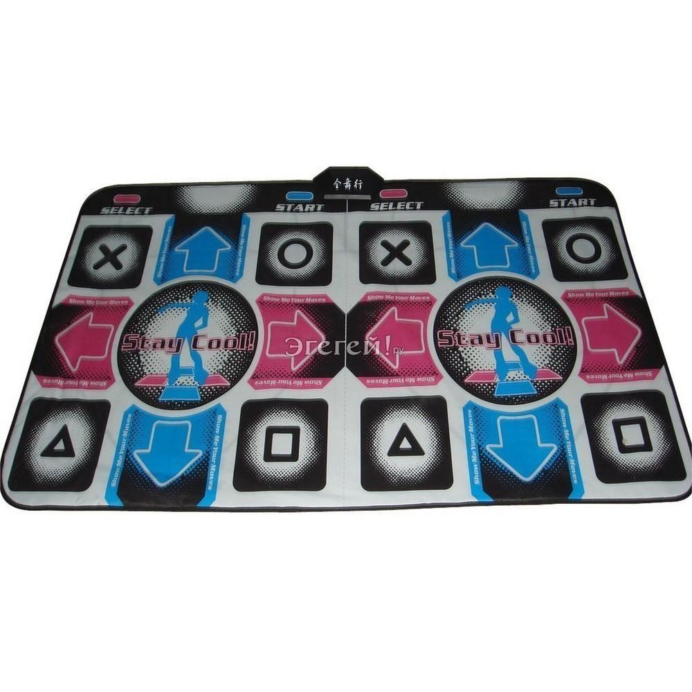 Купить Танцевально-игровой коврик для двоих Aspel Dance Perfomance II (32 бита), Подвижные игры
