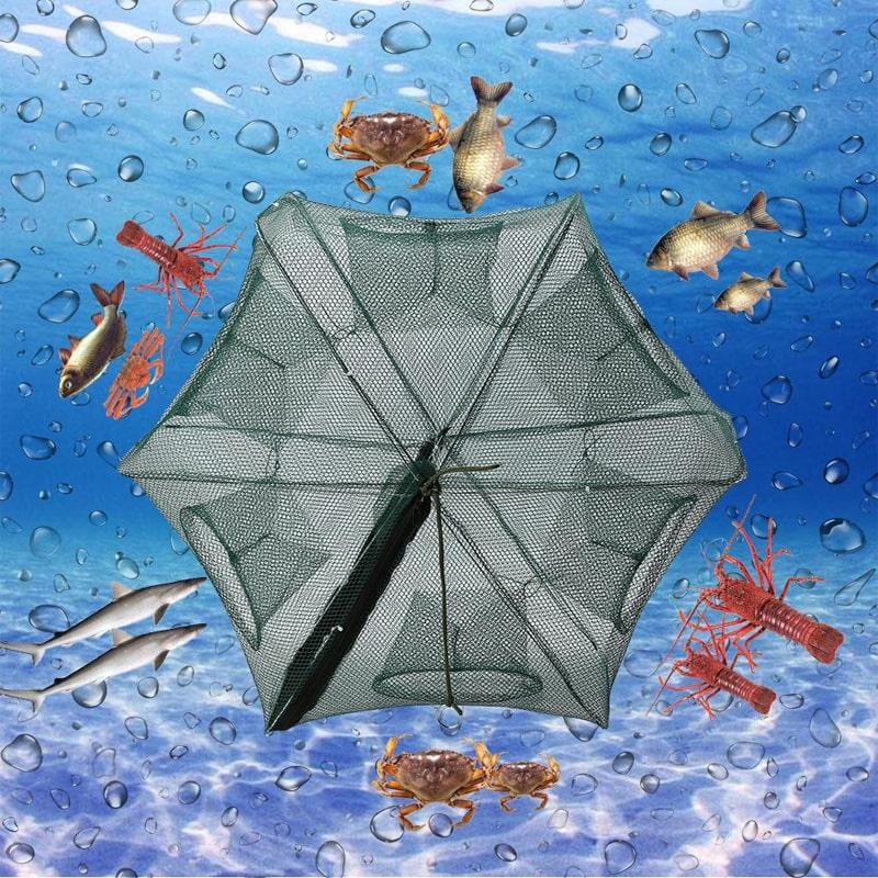 Рыболовная сеть-ловушка Fish Hunter