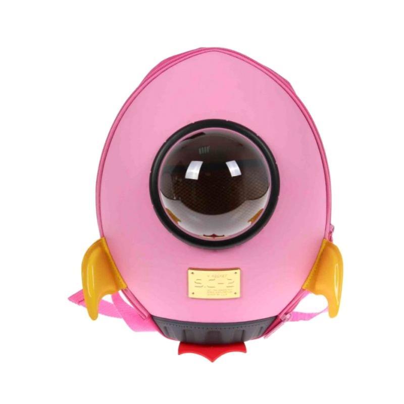Ранец — Ракета, розовый