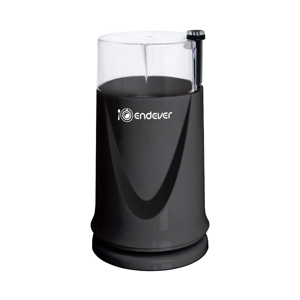 Кофемолка Endever 1052-CostaКофемолки<br>С кофемолкой Endever Costa-1052 даже в утренней спешке вы сможете побаловать себя чашечкой кофе из свежемолотых зёрен.<br>