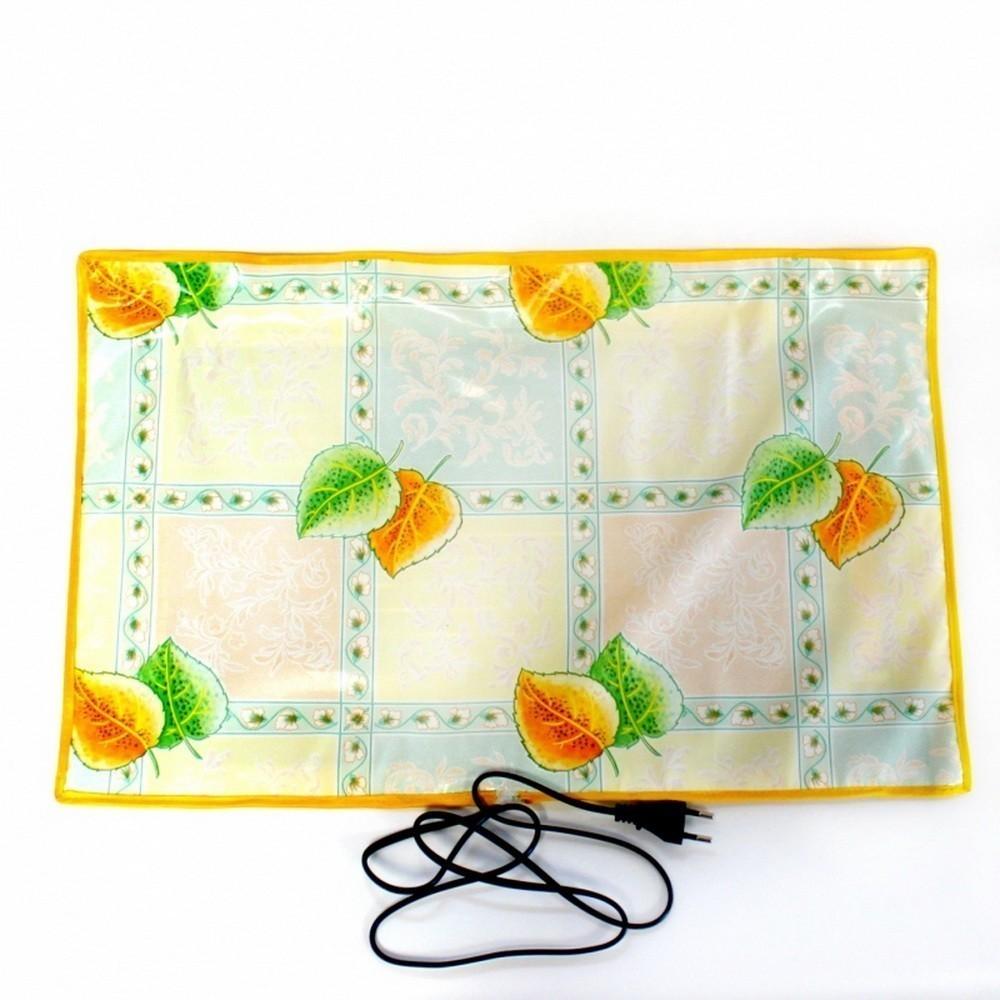 Сушилка для овощей и фруктов Мощный Урожай - Листики, 55х85 см