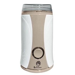 Кофемолка Василиса К1-160, белый с бежевым
