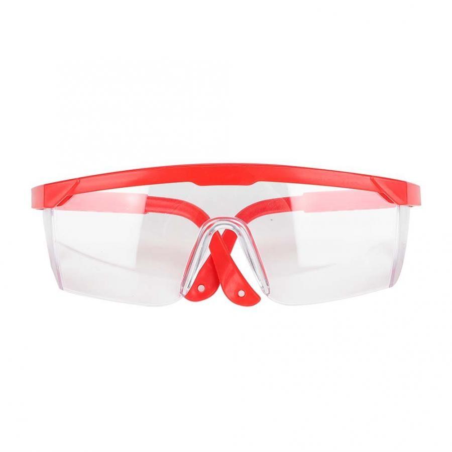 Защитные очки для мастера маникюра и педикюра, синий