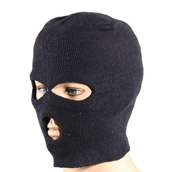 Маска спецназа - шерстяная, чернаяМаски<br>Любите игры в пейнтбол или страйкбол? Тогда вам просто необходима шерстяная черная маска спецназа. Изделие можно купить по суперцене в интернет магазине Мелеон!<br>