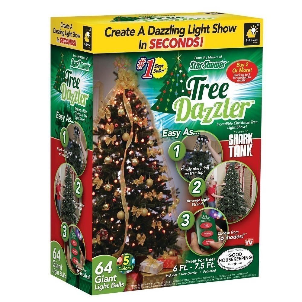 Гирлянда Tree Dazzler 64 шт. - на новогоднюю елку
