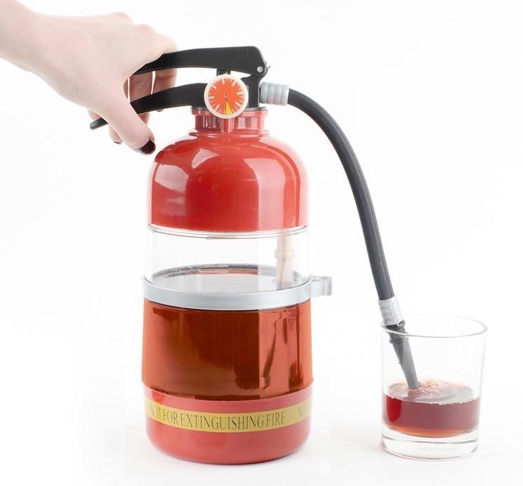 Дозатор для напитков - Огнетушитель
