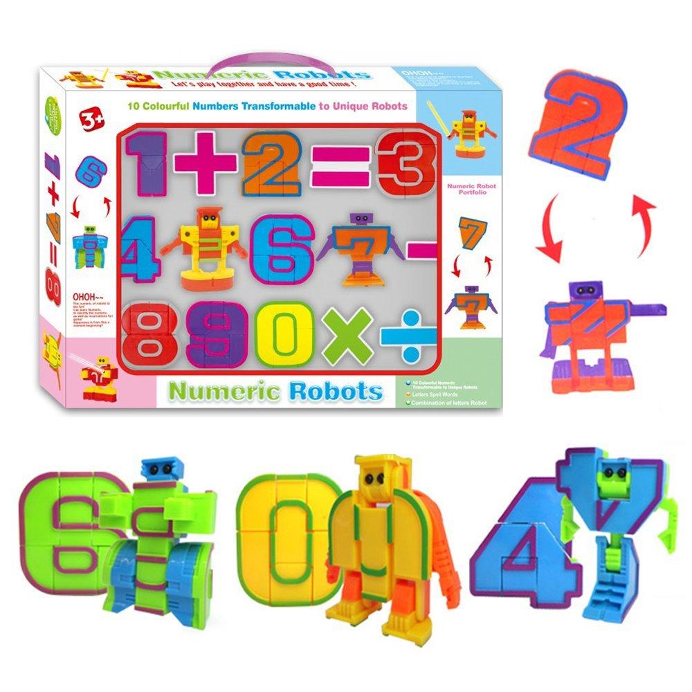 Купить Цифры Трансформеры, Остальные игрушки