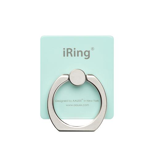 iRing — кольцо держатель для телефона, мятный