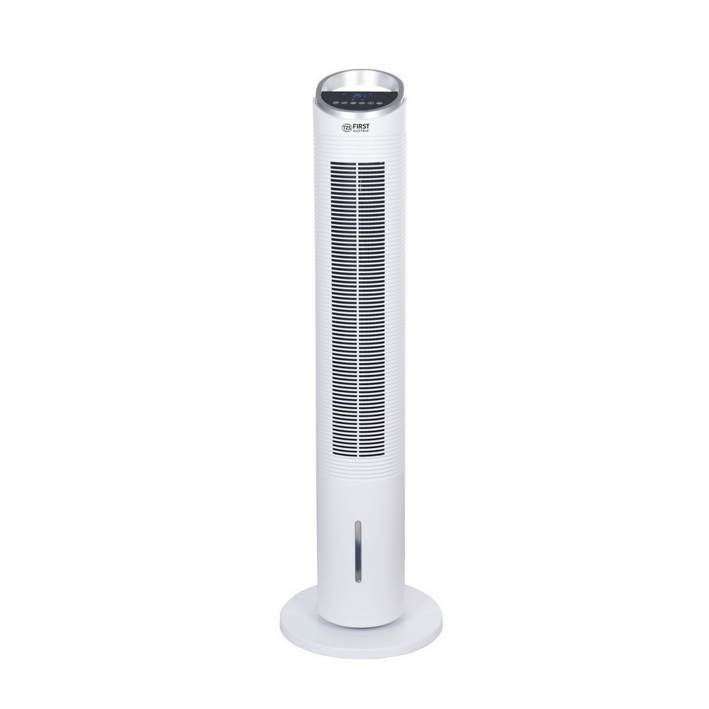 Вентилятор напольный First FA-5560-4, белый
