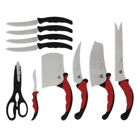 Набор ножей для кухни Contour Pro Эконом — без держателя