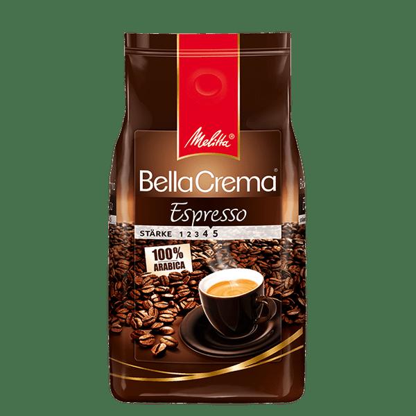 Кофе в зернах «BC Espresso» 1кг Melitta 1830