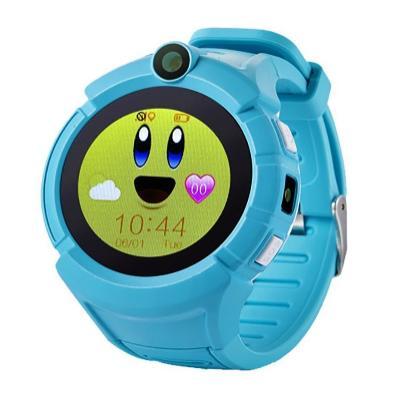 Умные детские часы Smart Baby Watch Q610, голубойУмные Smart часы<br>Хотите всегда быть на связи со своим чадом? Вам помогут умные детские часы Smart Baby Watch Q610! Аксессуар определит четкое местоположение ребенка и отправит информацию на ваш гаджет. А во внештатной ситуации ваш малыш всегда сможет связаться с вами с помощью всего одной кнопки!