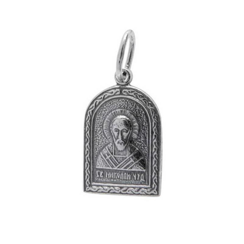 Нательная икона Николай Угодник