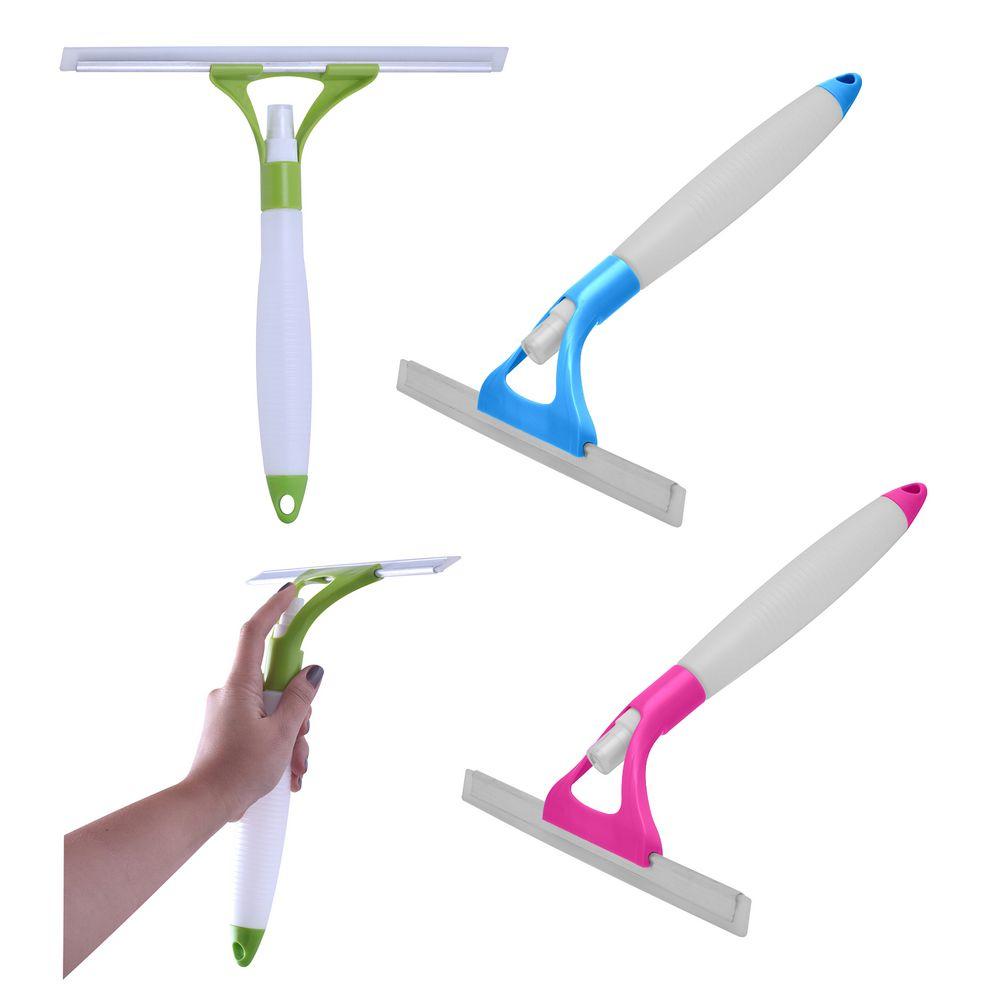 Водосгон с распылителем — скребок для сгона воды Window Cleaner with Sprayer