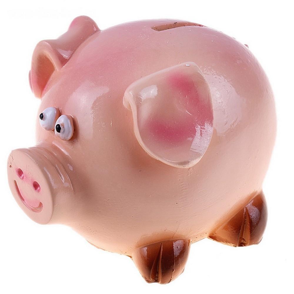 Купить Копилка - Свинка, малая, Символ года 2019, Копилки